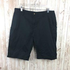 Volcom Size 33 Black Men's Shorts